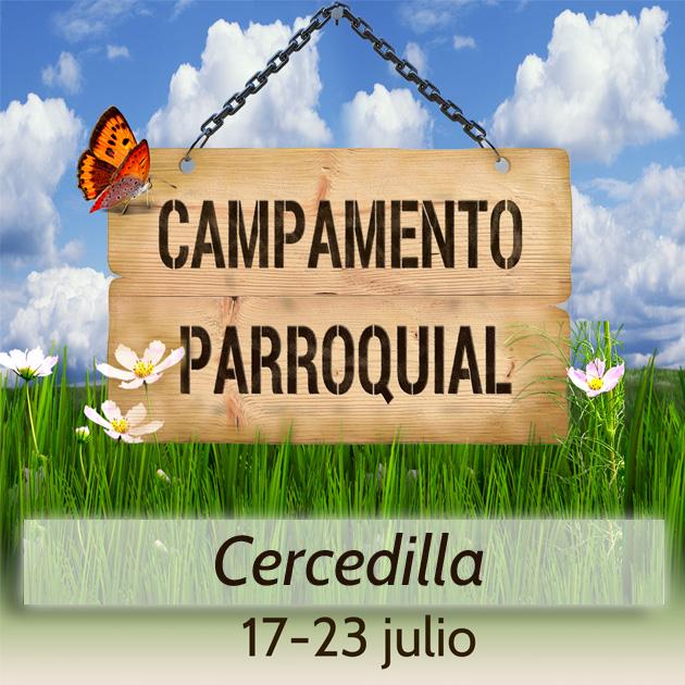 Evento campamento