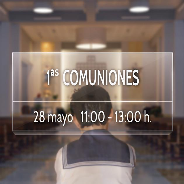 Eventos Comuniones