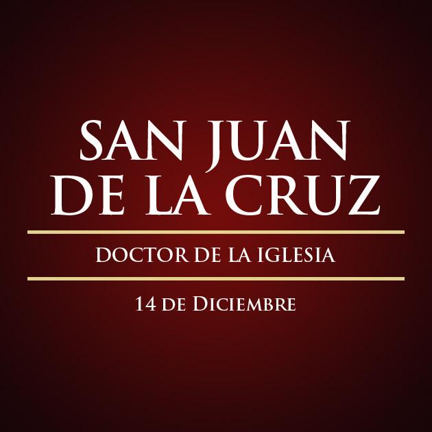 Evento Solemnidad San Juan de la Cruz
