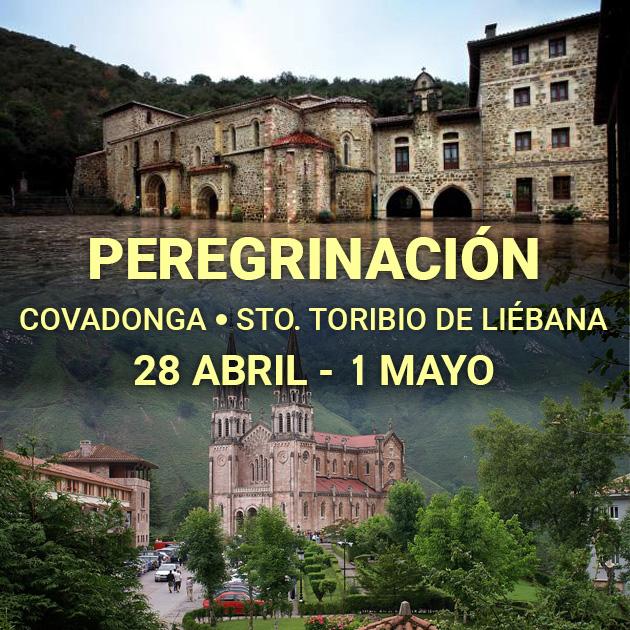 Evento Peregrinación Covadonga