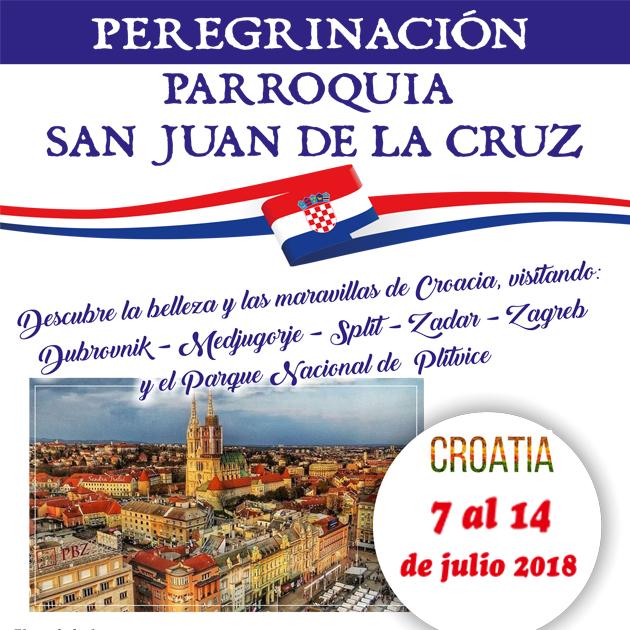 Peregrinación Croacia