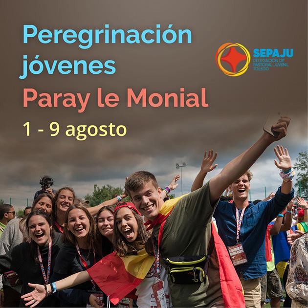 Peregrinación jóvenes Paray Le Monial